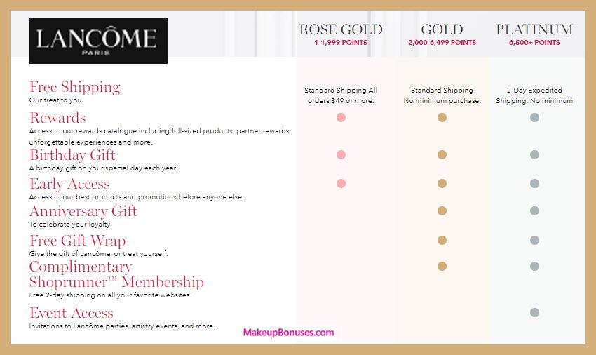 Lancôme Birthday Gift - MakeupBonuses.com #lancomeUSA