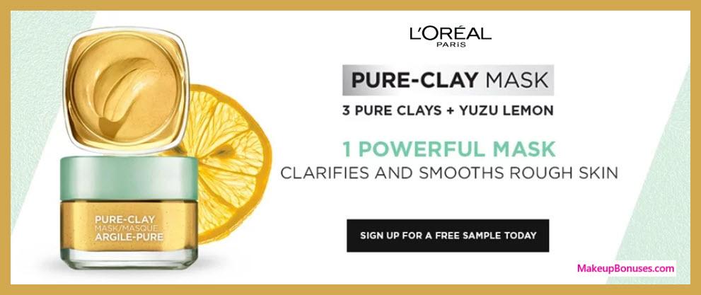 L'Oreal Free Sample - MakeupBonuses.com