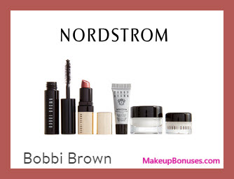 Receive a free 5-pc gift with $85 Bobbi Brown purchase