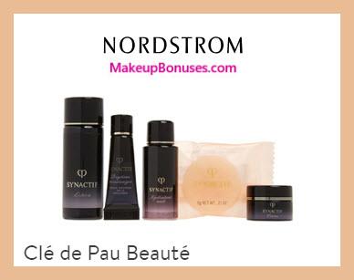 Receive a free 5-pc gift with $200 Clé de Peau Beauté purchase