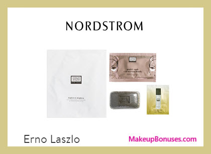 Receive a free 4-pc gift with $175 Erno Laszlo purchase