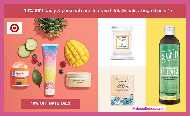 Target - MakeupBonuses.com