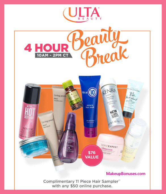 Receive a free 12-pc gift with $50 Multi-Brand purchase