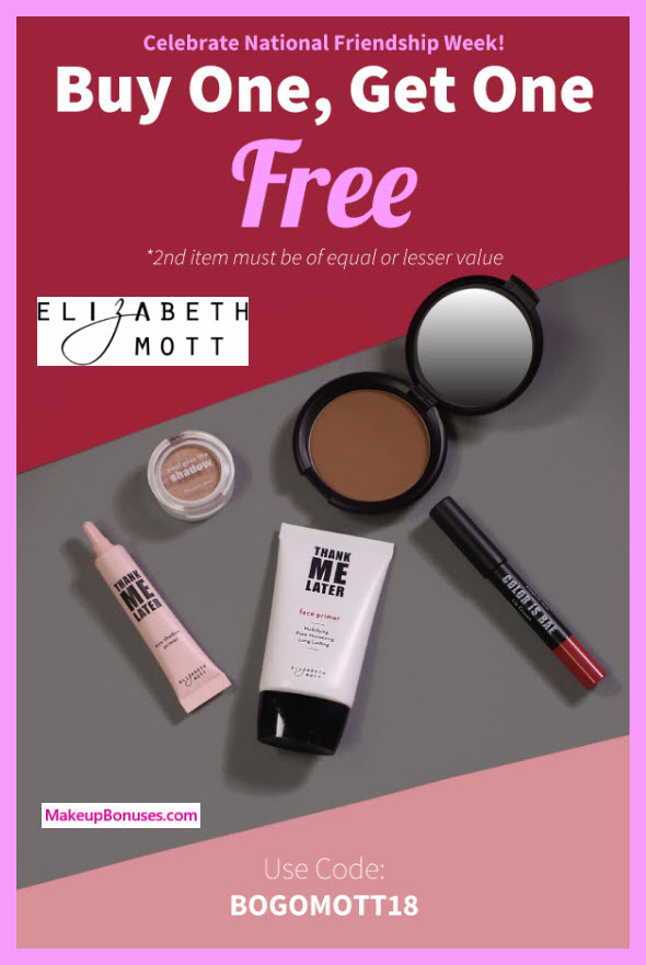 Receive a free 3-pc gift with 3 products purchase