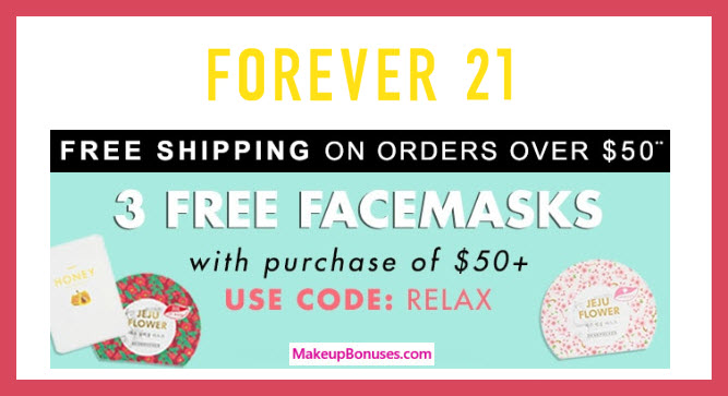 Receive a free 3-pc gift with $50 Multi-Brand purchase