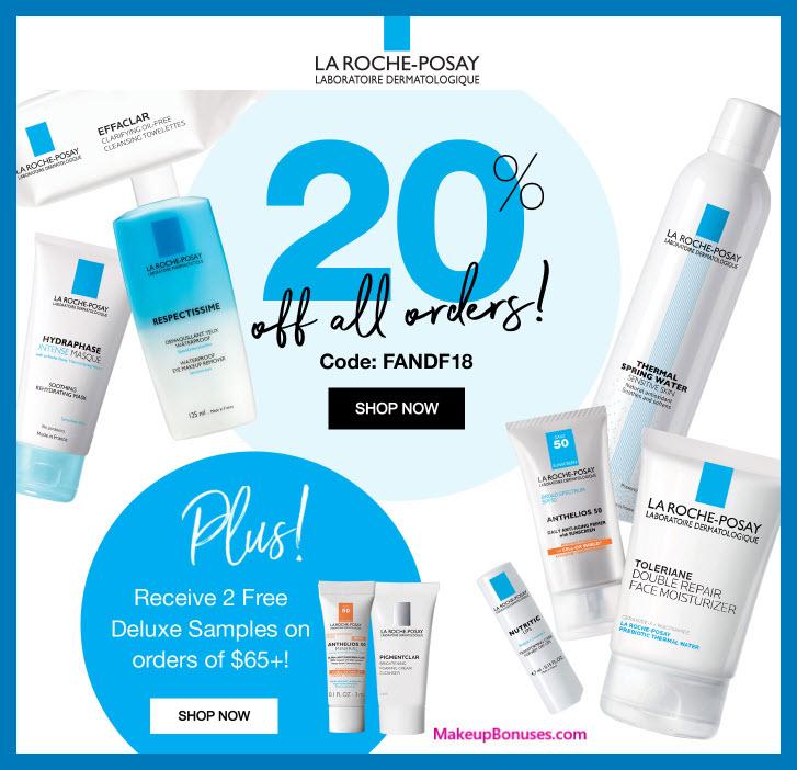 La Roche-Posay Sale - MakeupBonuses.com