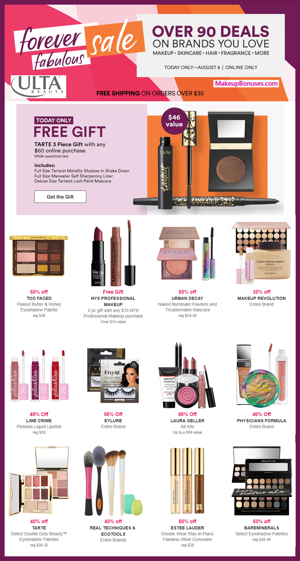 Ulta 1-day sale