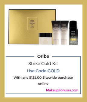 Receive a free 4-pc gift with $125 Multi-Brand purchase