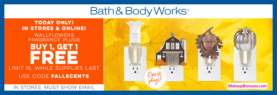 Bath & Body Works Sale - MakeupBonuses.com