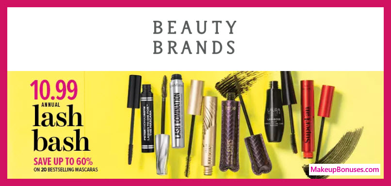 Beauty Brands Sale - MakeupBonuses.com
