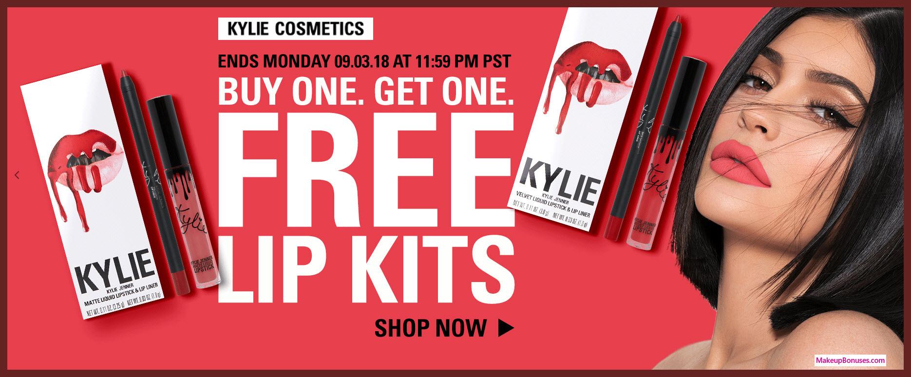 Kylie Cosmetics Sale - MakeupBonuses.com