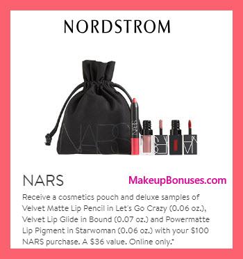 Nordstrom-NARS-0917