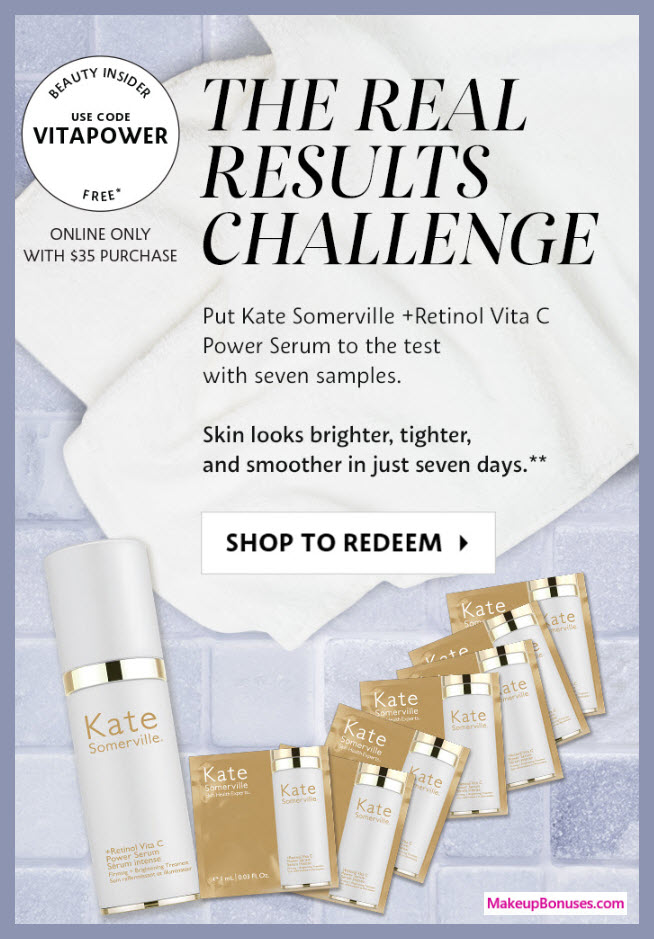 Receive a free 7-pc gift with $35 Multi-Brand purchase #sephora