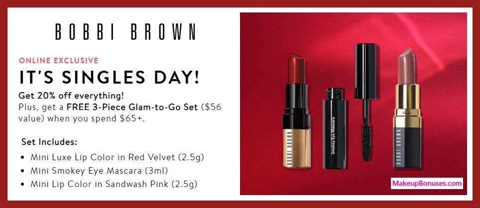 Bobbi Brown Sale - MakeupBonuses.com