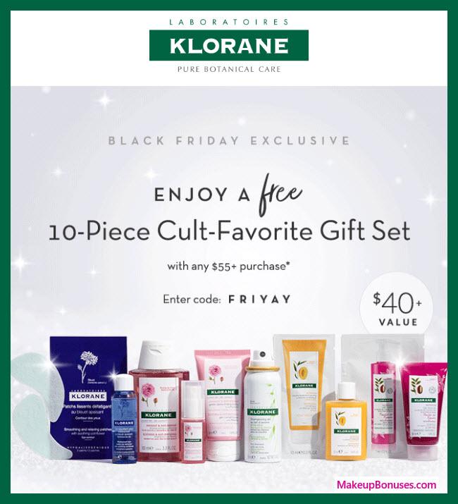 Klorane Sale - MakeupBonuses.com