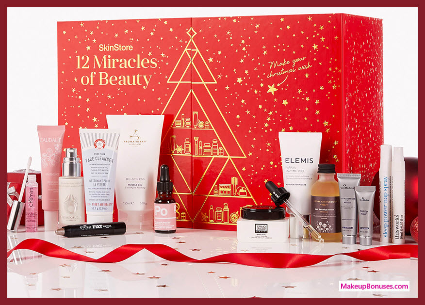 12 Miracles of Beauty - MakeupBonuses.com #SkinStore #