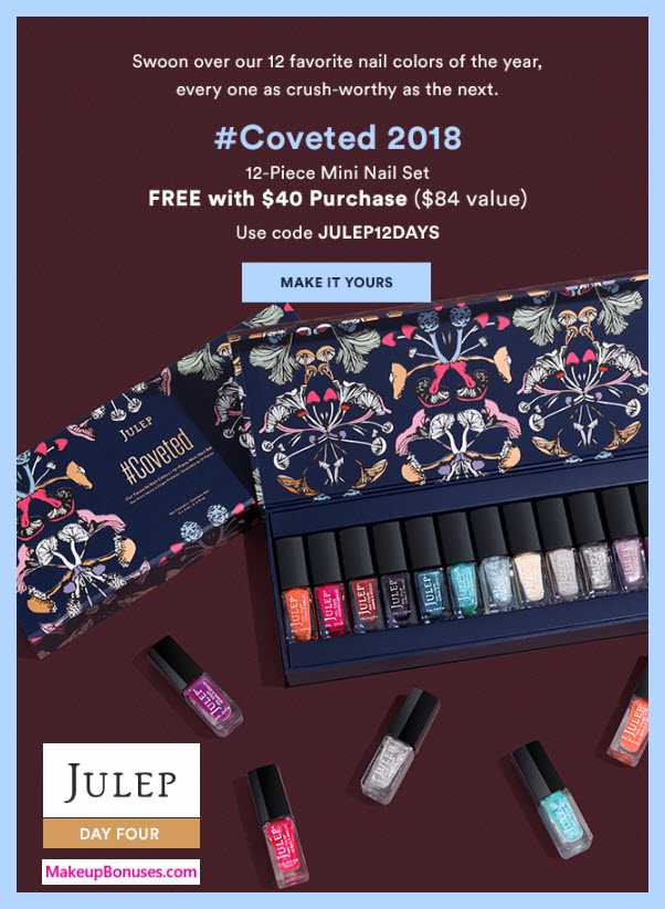 Julep Sale - MakeupBonuses.com
